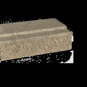 Lohkopintainen halkaistava muurikivi normaali