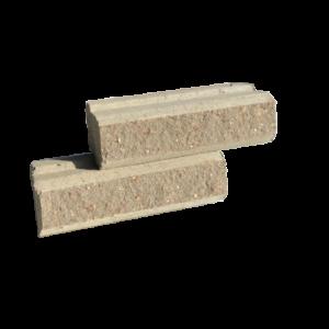 Lohkopintainen halkaistava muurikivi kevyt